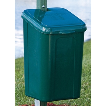 Dogipot Accessories 10 Gallon Poly Waste Receptacle