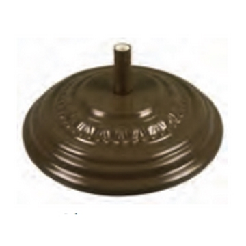 Fiberbuilt Fiberglass Molded 125 lb Umbrella Base