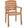 Picture of Acadia Classic Plastic Resin Stacking Armchair