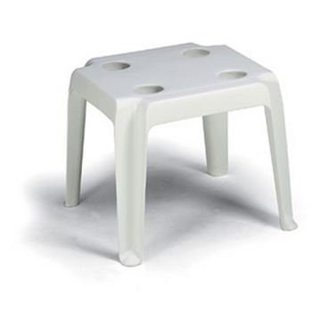 Oasis Swimming Pool Deck Side Table