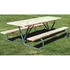 Picture of Picnic Table FRAME ONLY 6 or 8 Ft. 1 5/8 In. Bolted Galvanized Tube, Portable