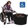 ADA Wheelchair Accessible Fire Ring 300 Sq In.