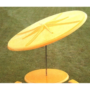 7.5 Ft. Fiberglass Umbrella
