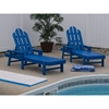Picture of Polywood Long Island Chaise Lounge Recycled Plastic