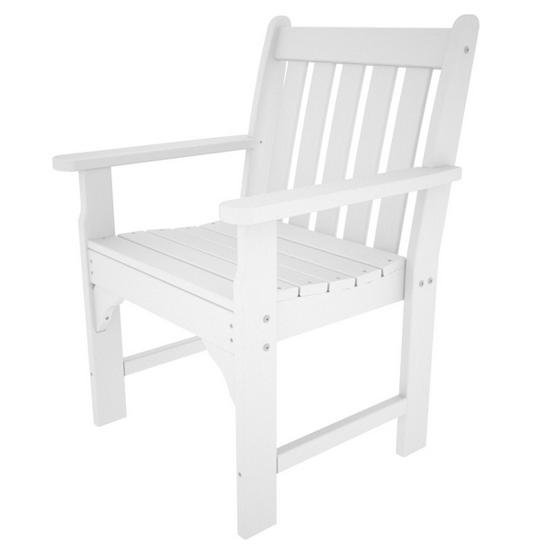 Picture of Polywood Vineyard Garden Arm Chair Recycled Plastic