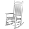 Picture of Polywood Jefferson Rocker Chair Recycled Plastic