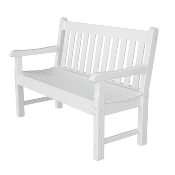 Picture of Polywood Rockford 48 In. Garden Bench Recycled Plastic