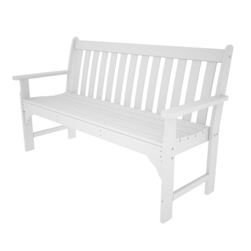 Picture of Polywood Rockford 60 In. Garden Bench Recycled Plastic