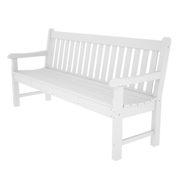 Picture of Polywood Rockford 72 In. Garden Bench Recycled Plastic
