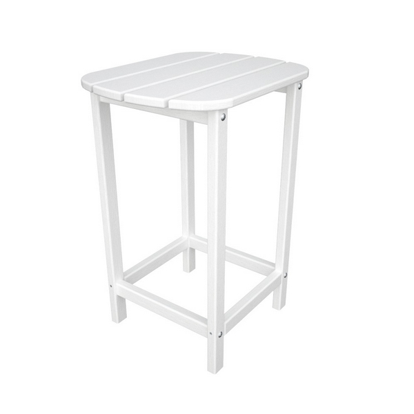 Picture of Polywood South Beach Square Counter Side Table 26 In. Recycled Plastic