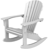 Picture of Polywood Seashell Rocker Recycled Plastic