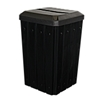 Signature 32 Gallon Receptacle with Slot Recycle Lid and Liner