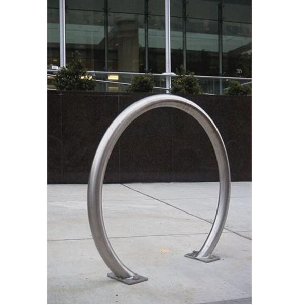 Horseshoe Style Bike Rack