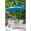 7 ½ ft. Market Style Fiberglass Patio Umbrella with Marine Grade Fabric
