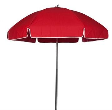 6 1/2 Ft Diameter Steel Frame Beach Umbrella