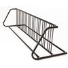18 Space Grid Bike Rack, Galvanized or Powder Coated Steel