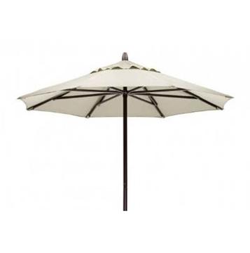 9' Telescope Casual Commercial Market Umbrella