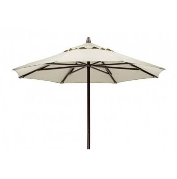 7' Telescope Casual Commercial Market Umbrella