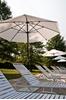 Picture of 7.5 Foot Octagonal Auto Tilt Crank Lift Fiberglass Market Umbrella, Marine Grade Fabric, 19 lbs.