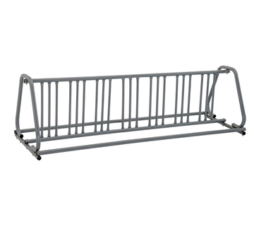 14 Space 8 Ft.A Style Bike Rack - Galvanized