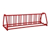 14 Space 8 Ft.A Style Bike Rack - Red