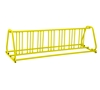 14 Space 8 Ft.A Style Bike Rack - Yellow