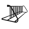 14 Space 8 Ft. W Style Grid Bike Rack - Black