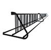 36 Space 20 Ft. W Style Grid Bike Rack - Black