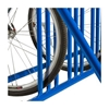 W Style Grid Bike Rack