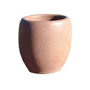 "24"" Round Concrete Planter, 460 Lbs."