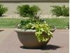 "40"" Round Concrete Planter, 745 Lbs."