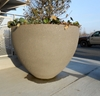 "48"" Round Concrete Planter, 1220 Lbs."