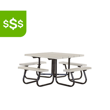 Picture for category Picnic Tables on Sale