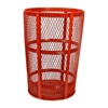 52 Gallon Galvanized Expanded Steel Trash Can