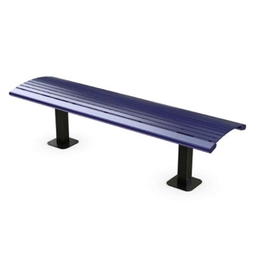 Arches Steel Bench without Back - 6 Ft.