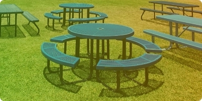 Black Friday & Cyber Monday Sales: 10% Off All Commercial Picnic Tables, Benches, and More!