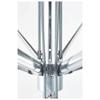 13 ft. Octagonal Premium Center Post Umbrella with Marine Grade Fabric and Aluminum Frame