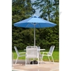 9 Foot Octagonal Aluminum Rib Market Umbrella