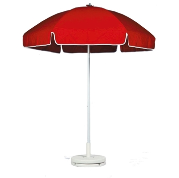 Lifeguard 6 1/2 Ft Diameter Fiberglass Umbrella