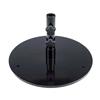 Powder Coated Steel Plate 50lb. Umbrella Base