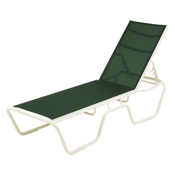 Neptune Sling Chaise Lounge