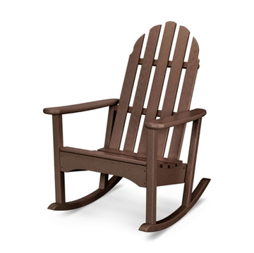 Polywood Adirondack Recycled Plastic Rocking Chair