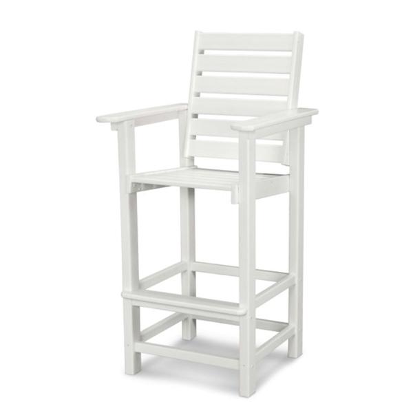 Polywood Captains Bar Chair