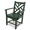 Polywood Chippendale Armchair
