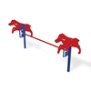 Rover Jump Over - Field Equipment Jump Bar with Adjustable 3-Position Pole