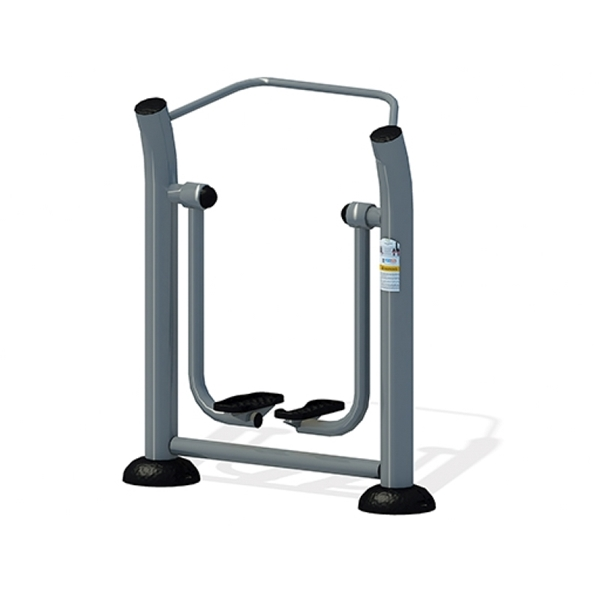 Outdoor Air Walker Cardio Equipment for Public Parks with Powder-Coated Commercial Steel - 149 lbs.