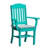 Classic Dining Recycled Plastic Chair - 30 lbs.