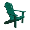 Fanback Adirondack Recycled Plastic Chair - 40 lbs.
