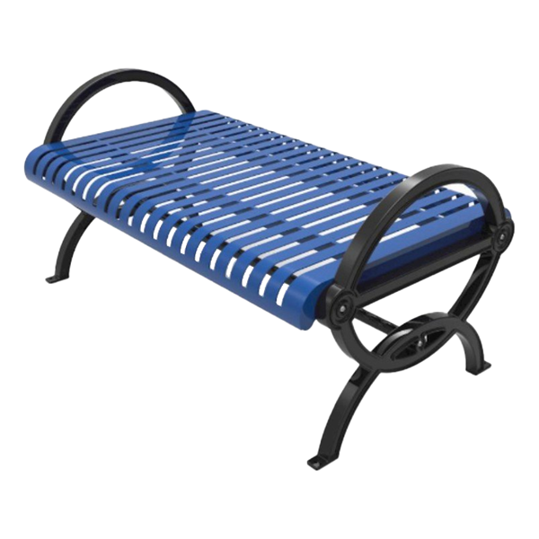 Gateway Steel Bench without Back
