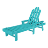 Long Island Recycled Plastic Chaise Lounge From Polywood